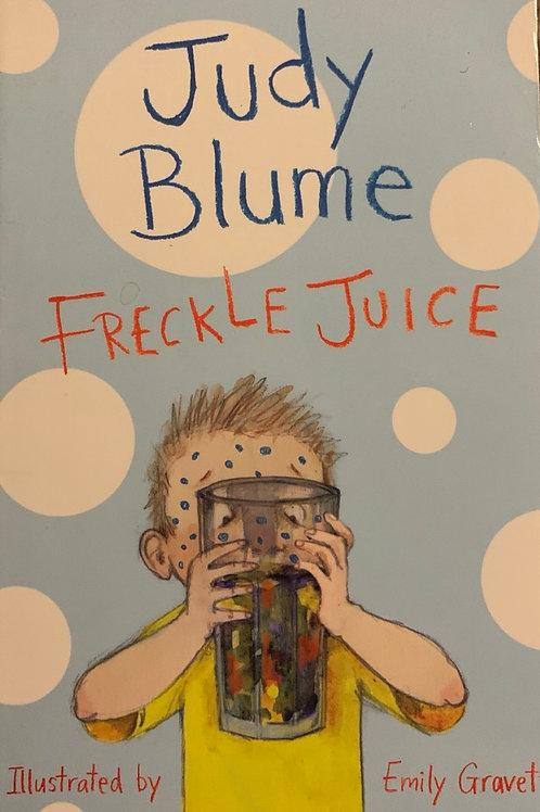 Judy Blume Freckle Juice