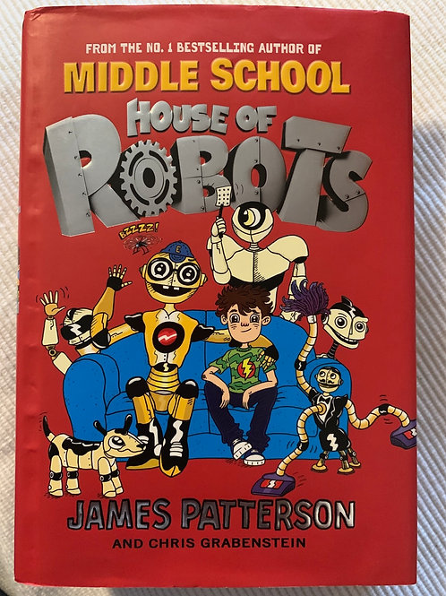 Middle School House of Robots