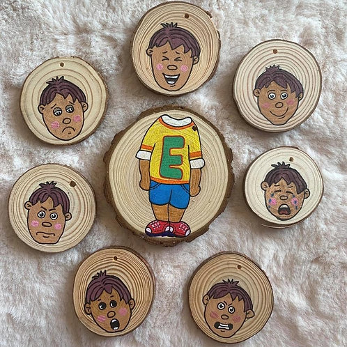 Emotions Story Tokens