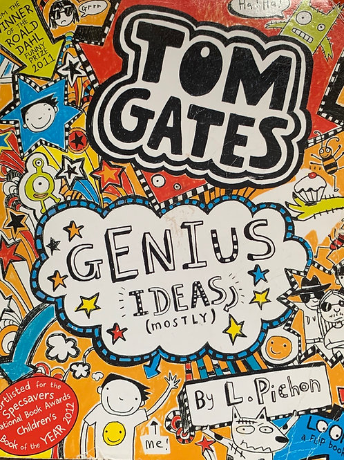 Tom Gates Genius Ideas ( Mostly ) - Liz Pichon