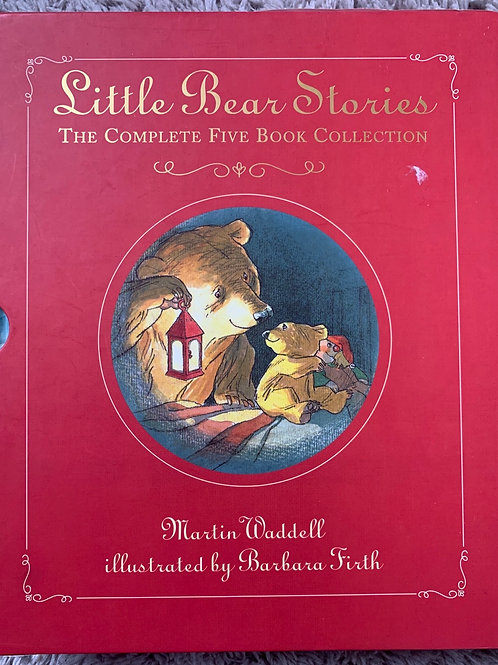 Little Bear Stories The Complete Five Book Collections