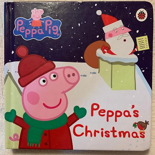 Peppa Pig Peppa's Christmas