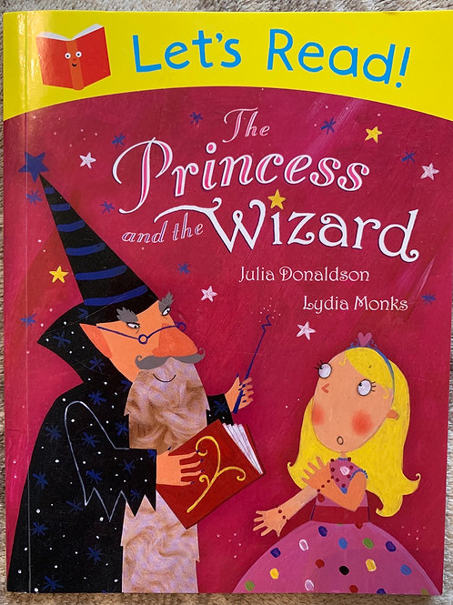 The Princess and the Wizard Lets Read