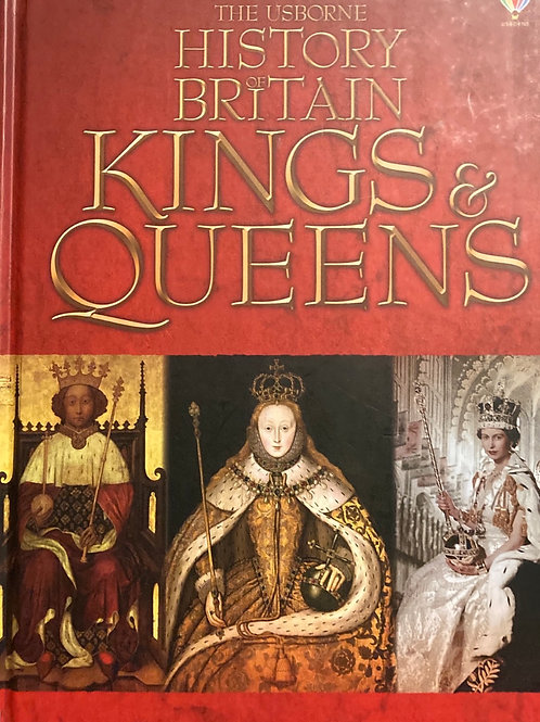 The Usborne History of Britain Kings and Queens