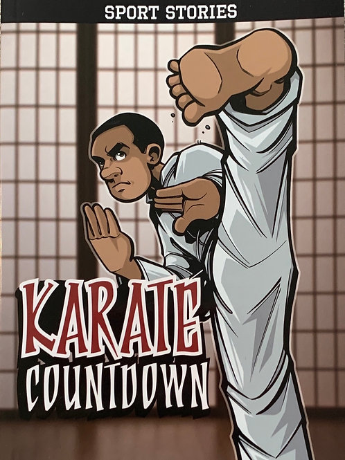 Sport Stories Karate Countdown
