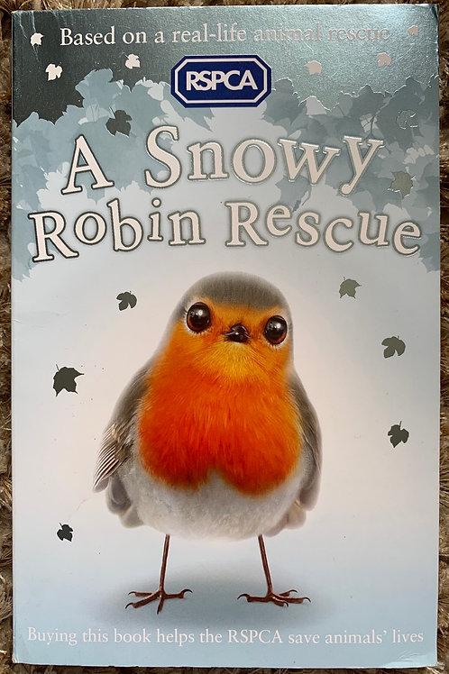 A Snowy Robin Rescue