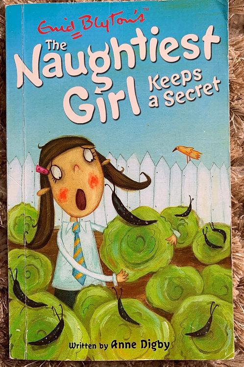 Enid Blyton's The Naughtiest Girl Keeps a secret