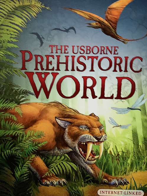 The Usborne Prehistoric World