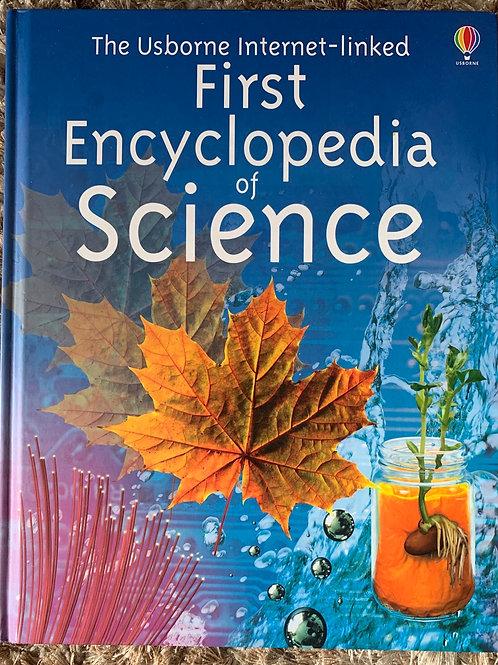 Usborne First Encylopedia of Science