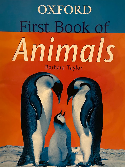 Oxford First Book of Animals