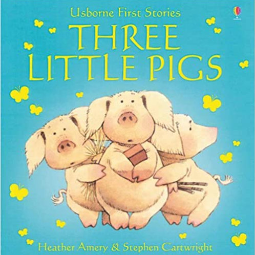 usbourne First Stories - Three Little Pigs