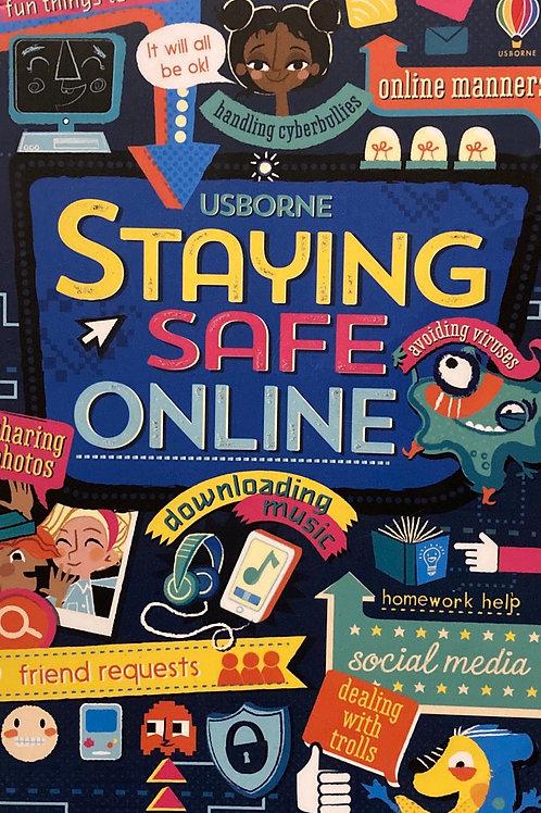 Usborne Staying Safe Online
