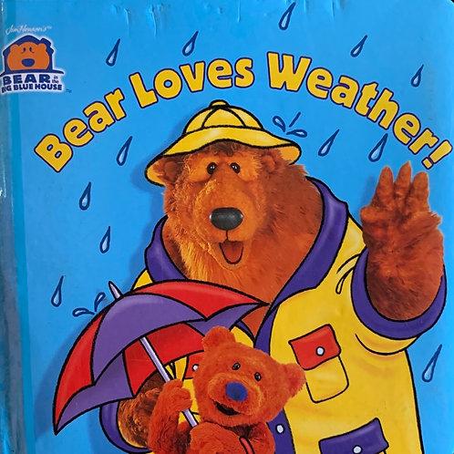 Bear Loves Weather