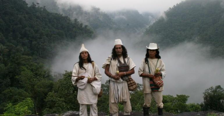 Fuente: https://www.cric-colombia.org/portal/arhuacos-exigen-la-sierra-nevada-sea-zona-libre-mineria/