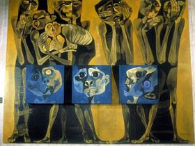 PINCELES DE COLOR LATINOAMÉRICA: Guayasamín y el arte en deconstrucción