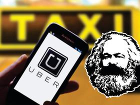 ¿Montaría Marx en Uber?