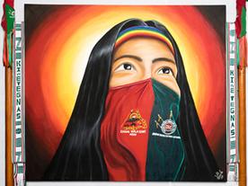 Colección de pinturas indígenas