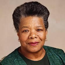"""Marguerite Annie """"Maya Angelou"""" Johnson (1928-2014)"""