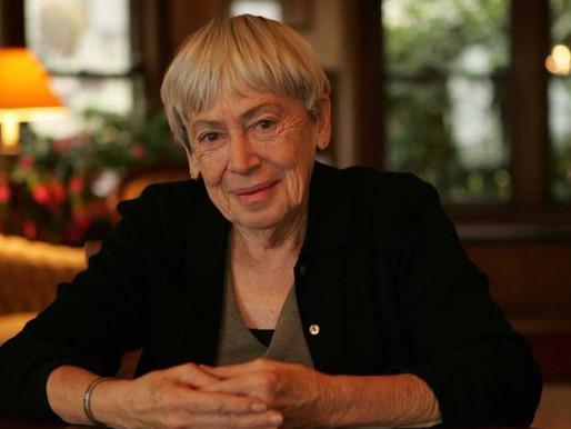 Úrsula Kroeber Le Guin (1929-2018)