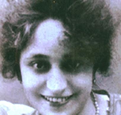 "Rosa Clotilde ""Rosita Melo"" Mele Luciano (1897-1981)"