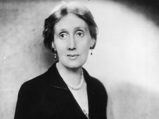 """Adeline """"Virginia Woolf"""" Stephen (1882-1941)"""