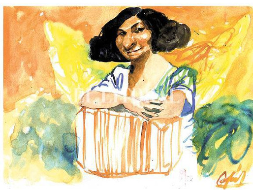 """Francisca """"Paquita"""" Cruz Bernardo (1900-1925)"""