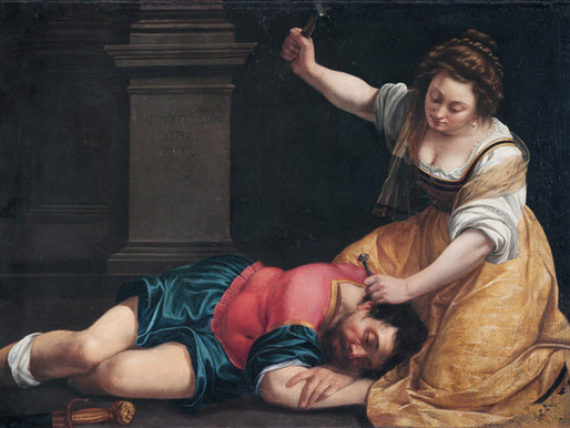 Artemisia Gentileschi (1593-1656)