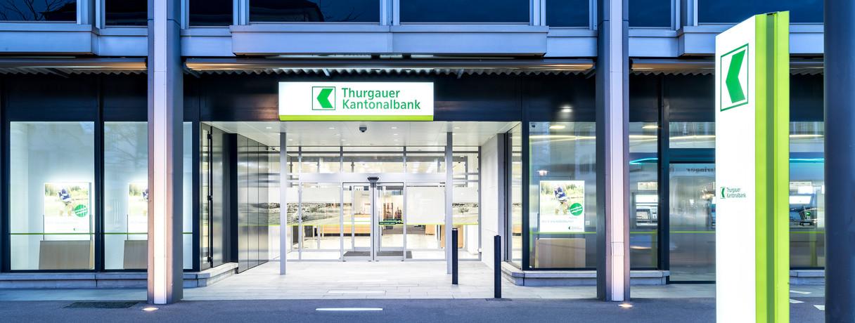 Einzelausstellung Thurgauer Kantonalbank Kreuzlingen