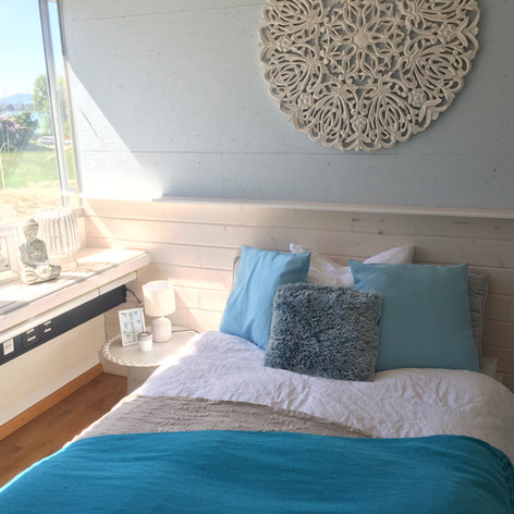 Einzelzimmer Blue Lagoon