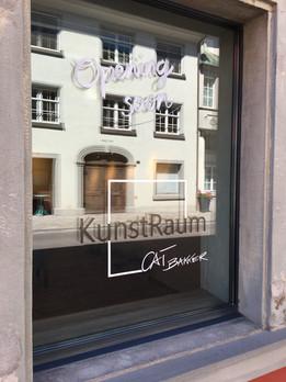 KunstRaum Schaufenster