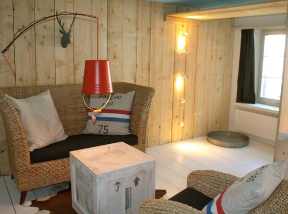 möblierte 2-Zimmerwohnung Steckborn