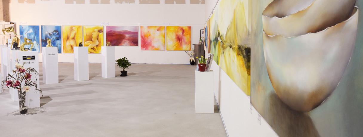 3. internationale Kunstausstellung ab dem 27. August 2021 in Stein am Rhein