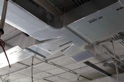 Conducción de aire y ventilación