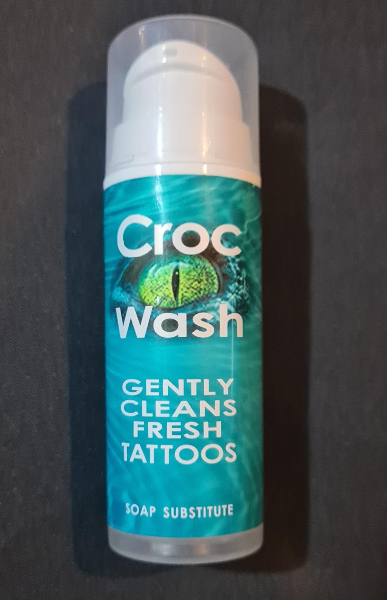 Croc Wash