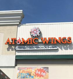 Atomic Wings