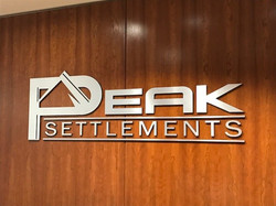 Peak Settlements