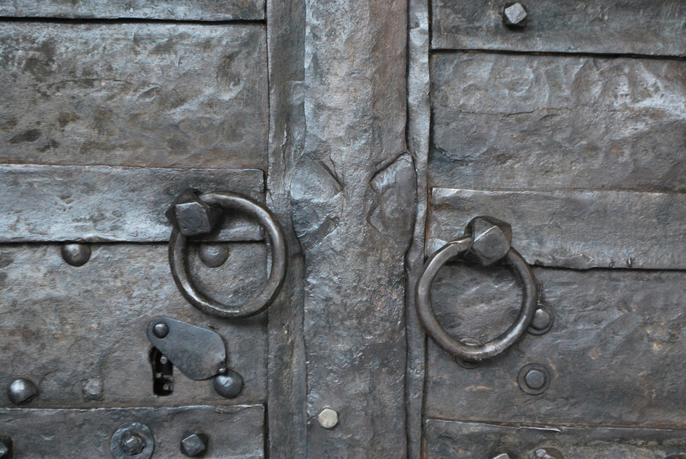 Πόρτες Ι.Ν. Αγίου Γεωργίου | Πατριαρχείο