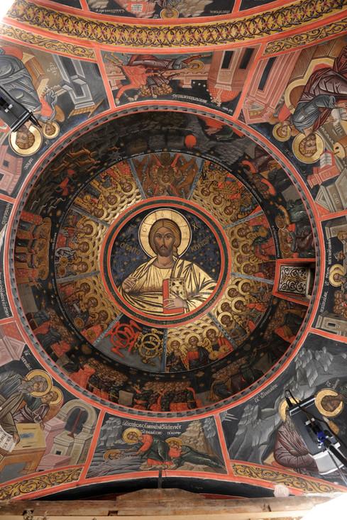 H.Ch. of Saint John the Theologian | H.M. of Dionysiou | Mount Athos