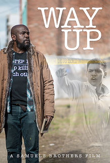 WAY UP POSTER Ben Samuels