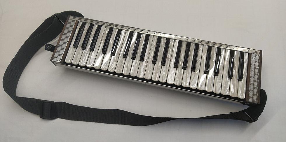 Accordina - Touches Piano - Modèle Pianistar - Clavietta - Joseph Carrel