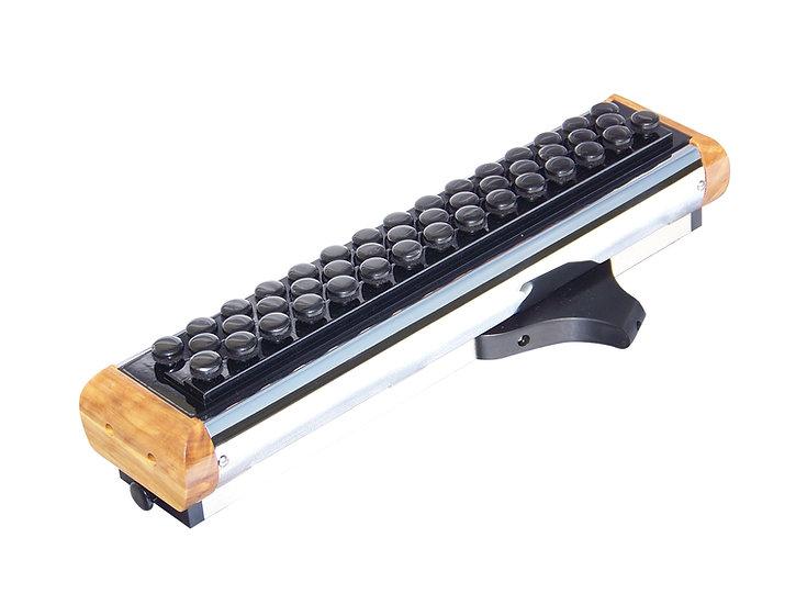 accordina boutons noirs joseph carrel