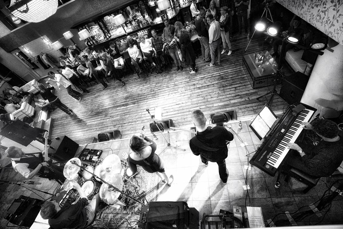 Konzert im Grace Restaurant & Lounge