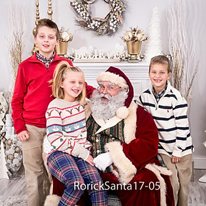 Rorick - Santa 2017
