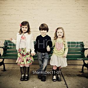 Shanks Family December 2011