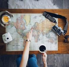 Bucket List, Item #1: Travel the World.