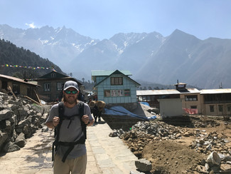 Everest Basecamp Day 1