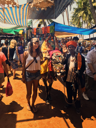 Goa, India - Let Go of the Expectation