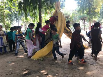 Manav Sadhna - Day 17 - A Slums Field Trip