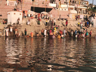 "Varanasi - ""It Will Scare You"""