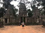 Angkor Wat - and a Serious Case of Runner's Envy